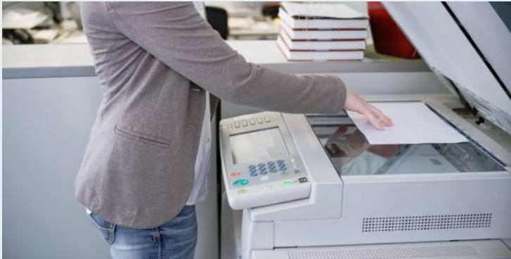 new copier machine